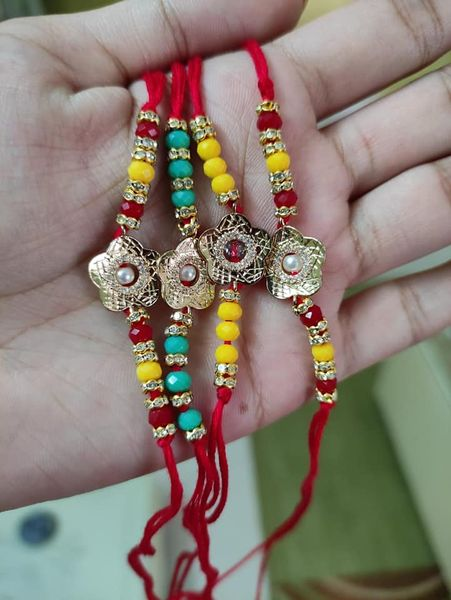 Rakhis and other products prepared by the Sakaar o